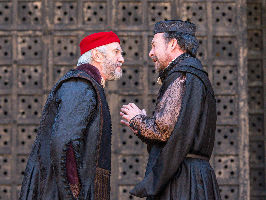 Shakespeare's Globe THE MERCHANT OF VENICE By William Shakespeare